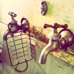 Bunkhouse Wash Basin