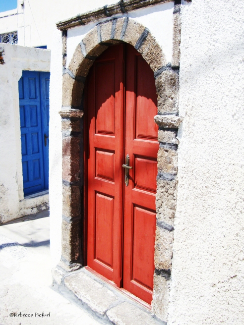 Greekdoorways